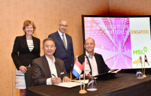 HSL and Urban Farming Partners team up to develop urban farm in Singapore