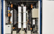 CoRe technology pilot in Roermond now processes 2 m3 of wastewater per hour