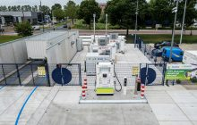 Hysolar and Greenpoint launch first hydrogen filling station in province of Utrecht